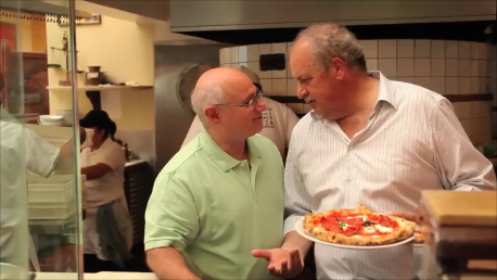 peter reinhart, peppe miele, pizza, pizza quest, recipe, webisode