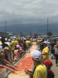 The health department had their own concerns...