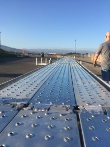 The under-track --serious mechanical chops at work here.