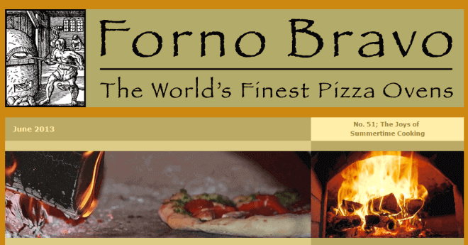 Wood-Fired Newsletter June 2013