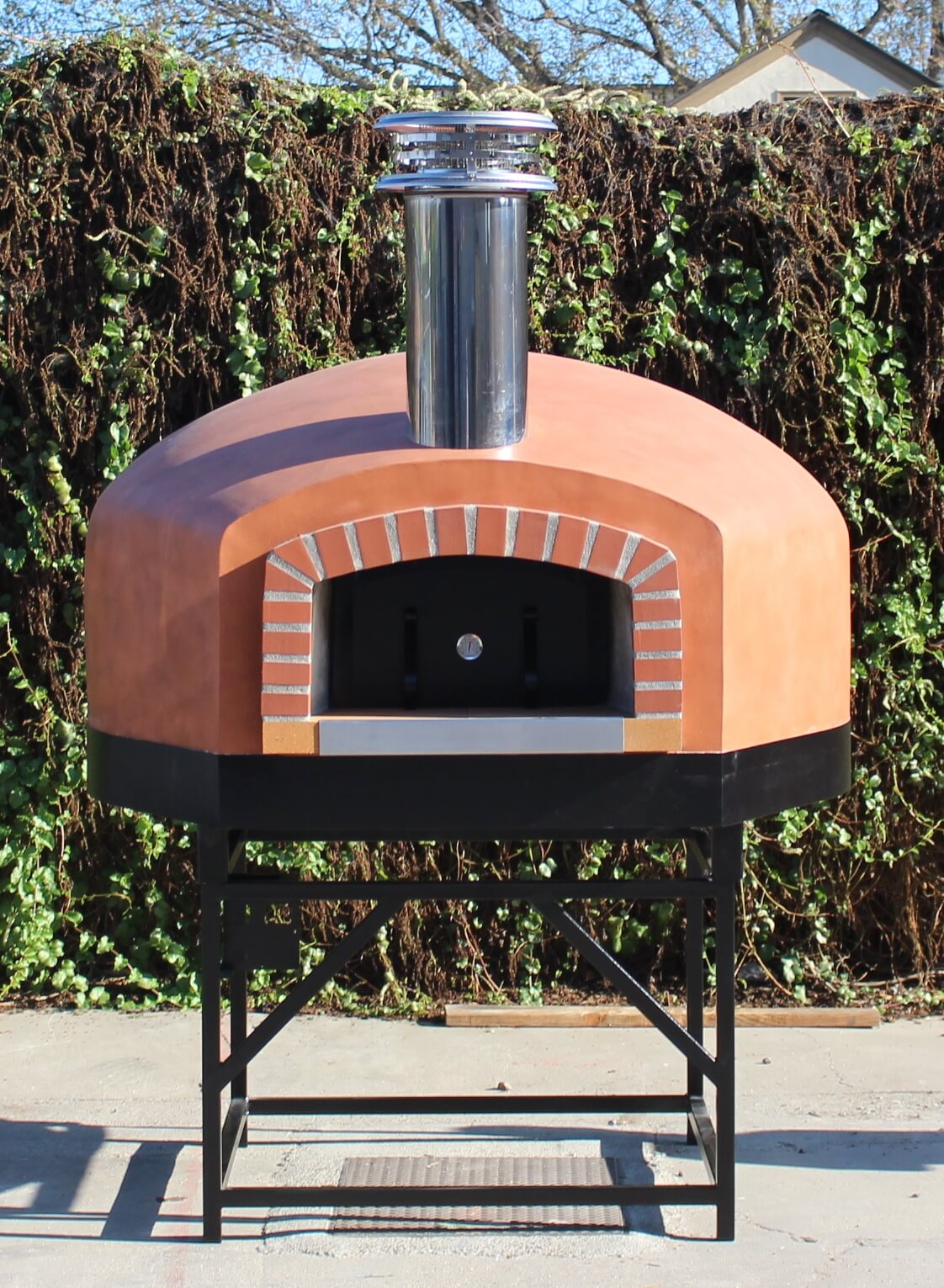 Commercial Ovens   Forno Bravo Outdoor Kitchen Ovens