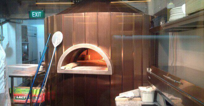 Modena Commercial Pizza Oven Kit Singapore