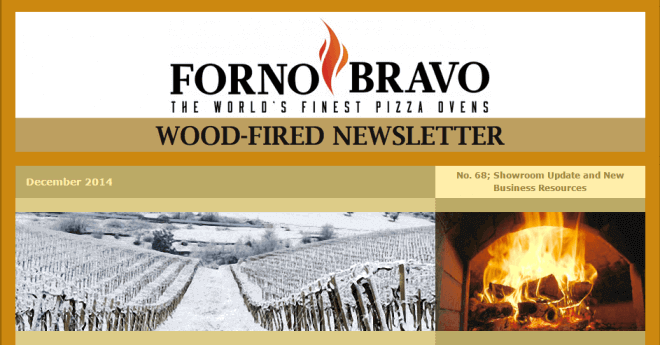 Wood-Fired Newsletter December 2014