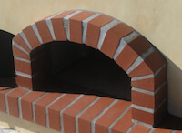 Brick arch for Casa2G80