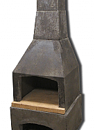 Fiamma50 20 Outdoor Fireplace Kit