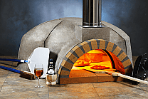 Modena2G160G-56×64-inches-Modular-Gas-Pizza-Oven-Kit