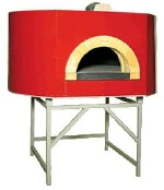 Modena2G160W-56×64-inches-Assembled-Wood-Pizza-Oven