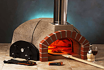 PrPremio2G Residential Pizza Oven Kit
