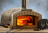 professionale OK commercial pizza oven