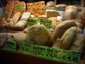Artisan Bread from Florence