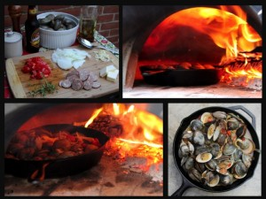 wood fired recipes