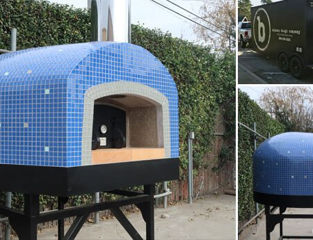 Roma Commercial Pizza Oven TIled