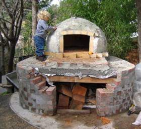 Simone 280 Pizza Oven