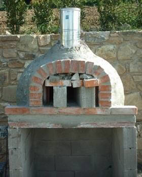 arch hearth and stand Firenze Concept Pizza Oven