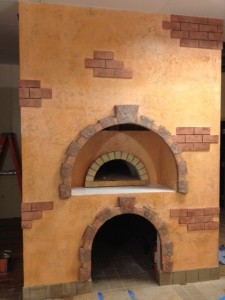 indoor pizza oven photo