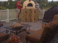 Primavera60 Countertop Outdoor Pizza Oven New York