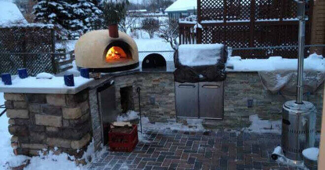 primavera outdoor pizza oven, forno bravo, pizza oven manufacturer, wood burning pizza oven, outdoor pizza ovens, outdoor oven, forno para pizza
