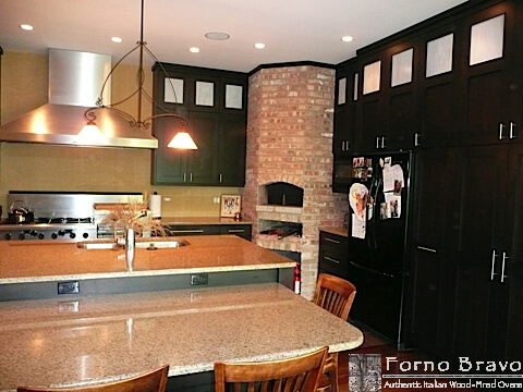 Indoor Brick Ovens Brick Pizza Oven Images Forno Bravo