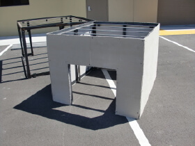Cucina Pizza Oven Stand Frame
