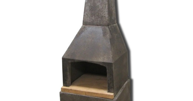 fireplace Forno Bravo