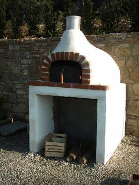 Complete Firenze Concept Pizza Oven