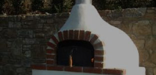 Firenze Pizza Oven Concept Close Up