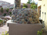 Casa Home Pizza Oven Rock Las Vegas