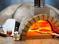 Modena OK Commercial Pizza Oven Kit