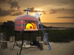 Forno Bravo Napolino wood fired pizza oven
