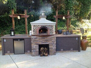 Giardino Outdoor Pizza Oven Newcastle CA 2