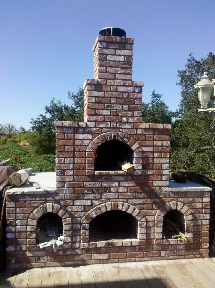 Pompeii DIY Brick Oven Photos in United States - Forno ...