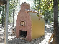 Pompeii DIY Brick Oven North Florida