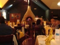 Modena Commercial Pizza Oven Kit in New York Restaurant