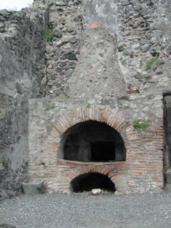 original pompeii pizza oven