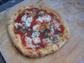 Pizza Margherita Pizza Recipe