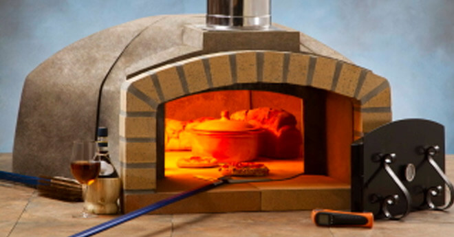 professionale OK commercial pizza oven kit