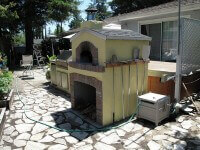 Casa Home Pizza Oven Redwood City CA