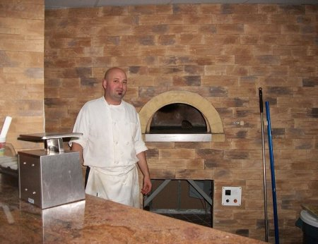 Modena Commercial Pizza Oven Kit Salem MA