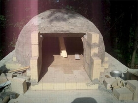 set finished dome