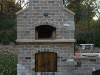 Pompeii DIY Brick Oven South Elgin IL