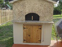 Casa Pizza Oven Marble - St Augustine FL