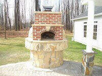 Giardino Wood Fired Oven - St Marys PA