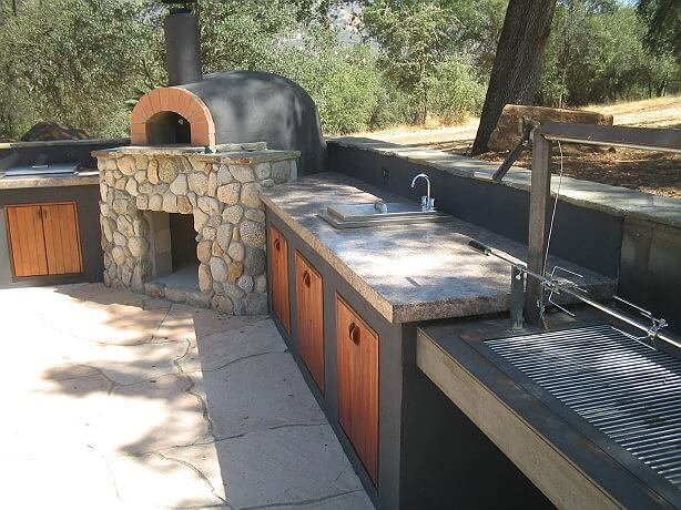 Casa Home Pizza Oven Three Rivers CA 2