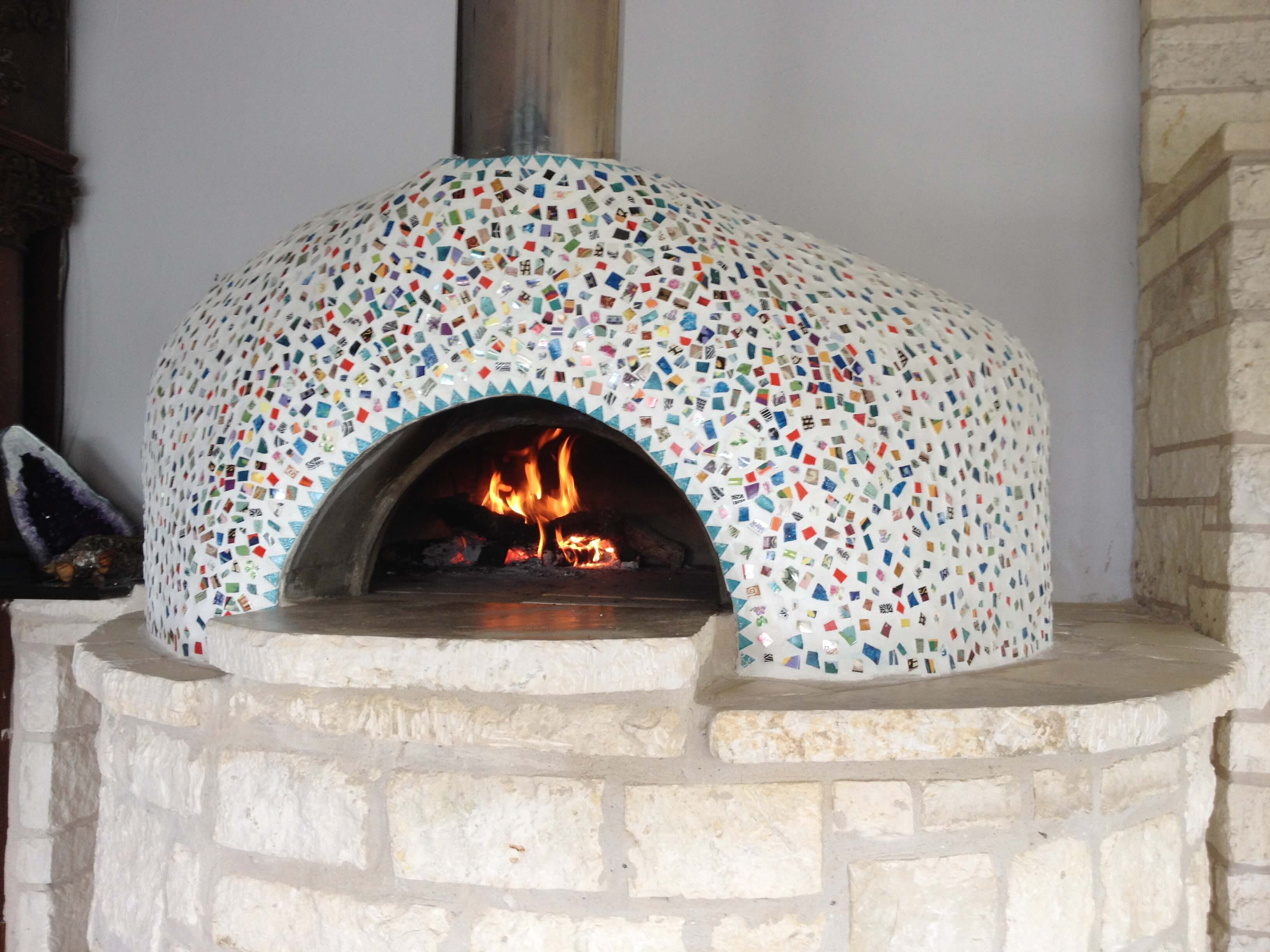 forno bravo residential pizza ovens assembled or kits. Black Bedroom Furniture Sets. Home Design Ideas