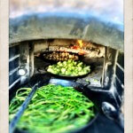 Wood Fired Brussel Sprouts