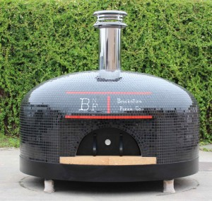 commercial pizza oven custom tile forno bravo