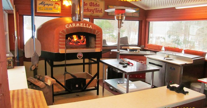 Roma Commercial Pizza Oven - Turkey Trot in NY