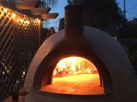Primavera70 Countertop Wood Fired Pizza Oven - Tim R