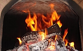 Wood Burning Oven Curing