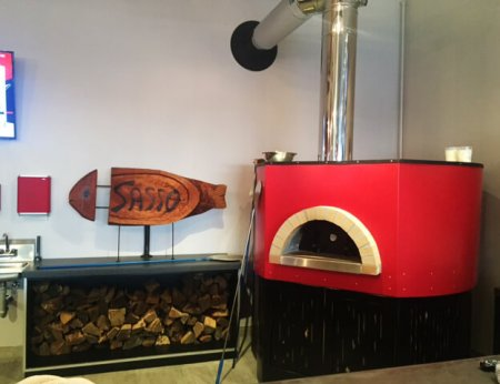Modena Commercial Pizza Oven in Canada